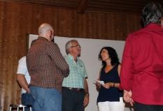 Concejal de cultura y Alcalde
